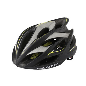 Rudy Project Windmax Helmet black/yellow fluo matte